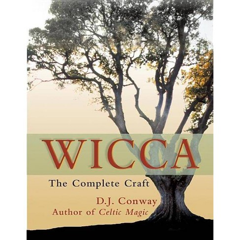 Wicca - by  D J Conway (Paperback) - image 1 of 1