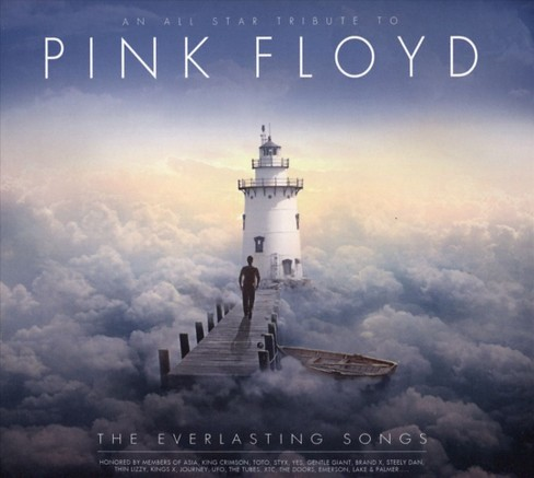 Various - Pink floyd:Everlasting (CD) - image 1 of 1