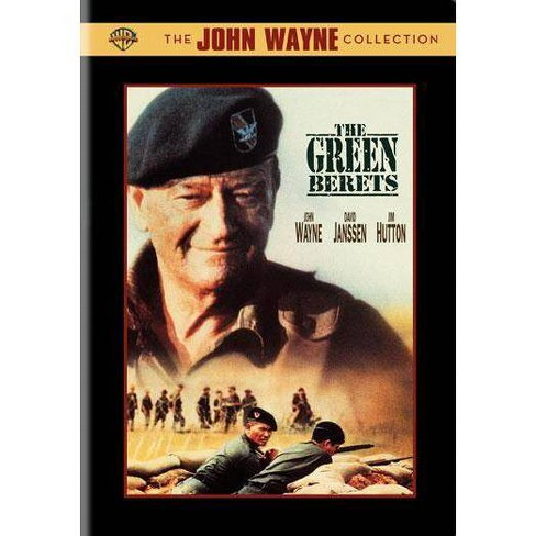 The Green Berets (DVD) - image 1 of 1