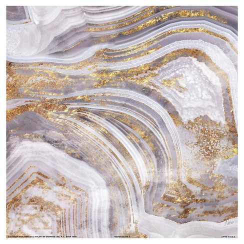 Agate Allure I by Nan Unframed Wall Art Print - image 1 of 2