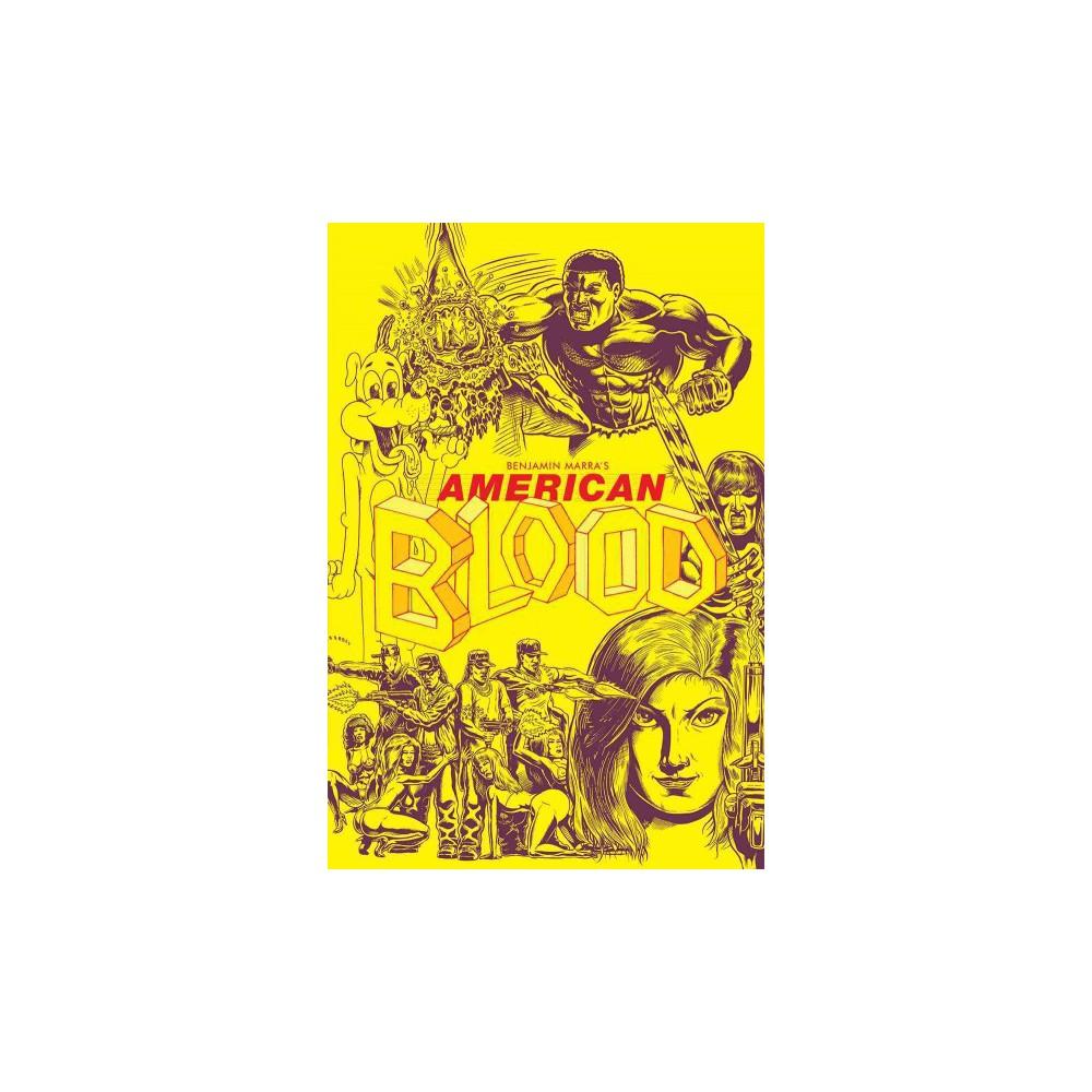American Blood (Paperback) (Benjamin Marra)