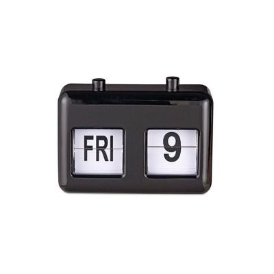 Design Ideas Blink Calendar - Black