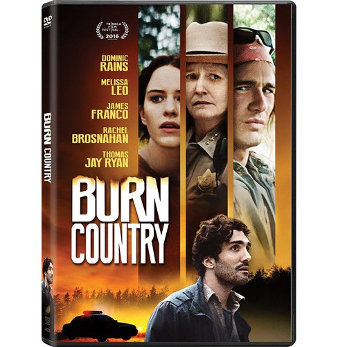 Burn Country (DVD) - image 1 of 1