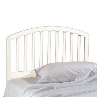 Carolina Headboard - White (Twin) - Hillsdale Furniture