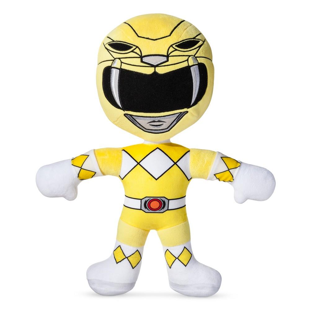 Power Rangers Yellow Pillow Buddy (20