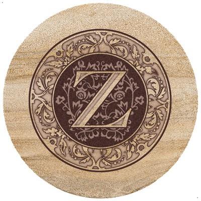 Thirstystone Monogram Z Trivet
