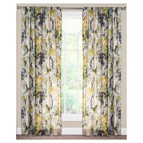 Siscovers Summer Set Curtain Panel - image 1 of 1