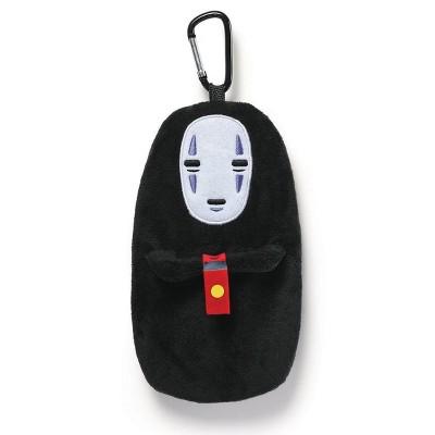 "Enesco Spirited Away 8"" Clip On Plush Pouch No Face"