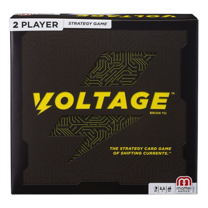 Voltage Card Game For 2 Players Ages 10Y+ : Target