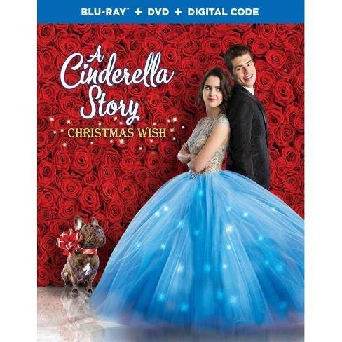 A Cinderella Story: Christmas Wish (Blu-ray) - image 1 of 1