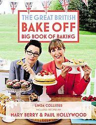Great British Bake Off Big Book of Baking (Hardcover)(Linda Collister)