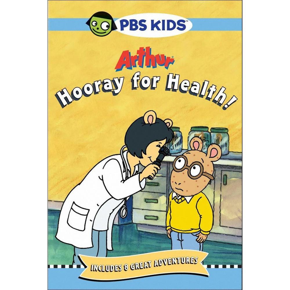 Arthur:Hooray for health (Dvd)