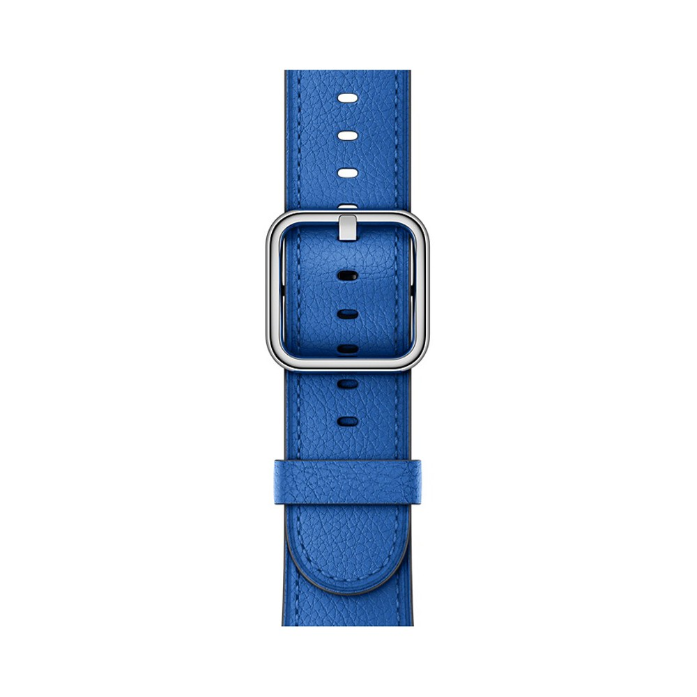 Apple Watch 38mm Classic Buckle Band - Electric Blue