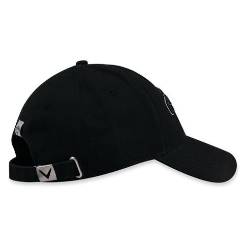 Callaway Heritage Twill Hat - Black   Target 562557de3