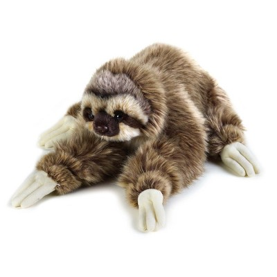 Lelly National Geographic Sloth Plush Toy