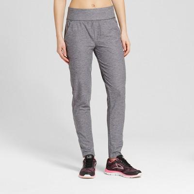 Women's Cover Up Pants - C9 Champion® Dark Gray Heather M