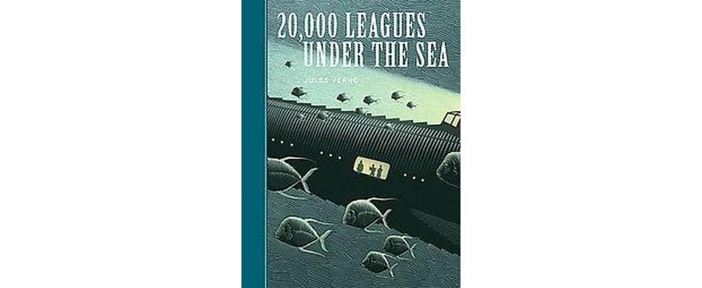 Sterling Publishing 20,000 Leagues Under the Sea (Hardcov...