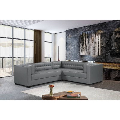Jasper Right Facing Sectional Sofa - Chic Home Design
