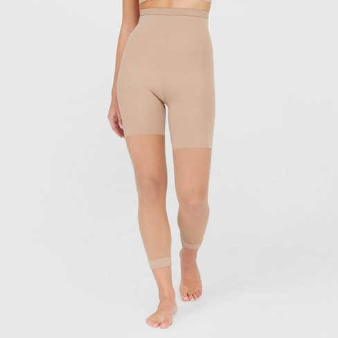ASSETS by SPANX Women's High-Waist Footless Shaper - image 1 of 4