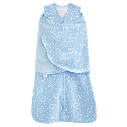 HALO SleepSack 100% Cotton Swaddle Wrap Disney Baby Collection Mickey - image 1 of 4