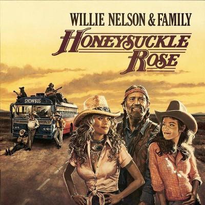 Willie Nelson - Honeysuckle Rose (CD)