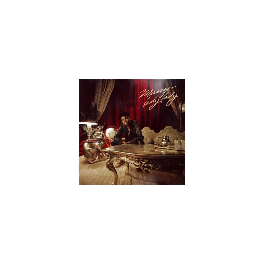 Masego - Lady Lady (CD), Pop Music