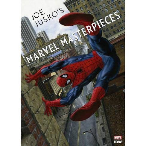 Joe Jusko's Marvel Masterpieces - (Hardcover) - image 1 of 1