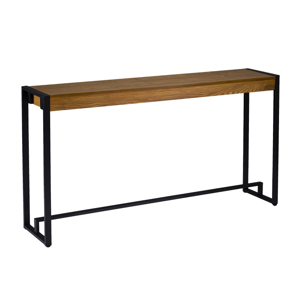 Macen Console Table Brown - Holly & Martin