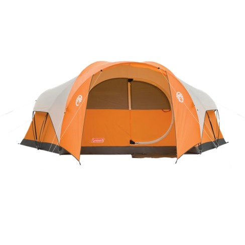 Coleman® Bayside 8-Person Tent - Orange - image 1 of 2
