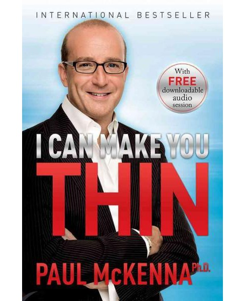 I Can Make You Thin (Paperback) (Paul McKenna) - image 1 of 1