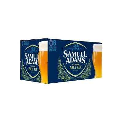 Samuel Adams New England Pale Ale Beer - 6pk/12 fl oz Cans