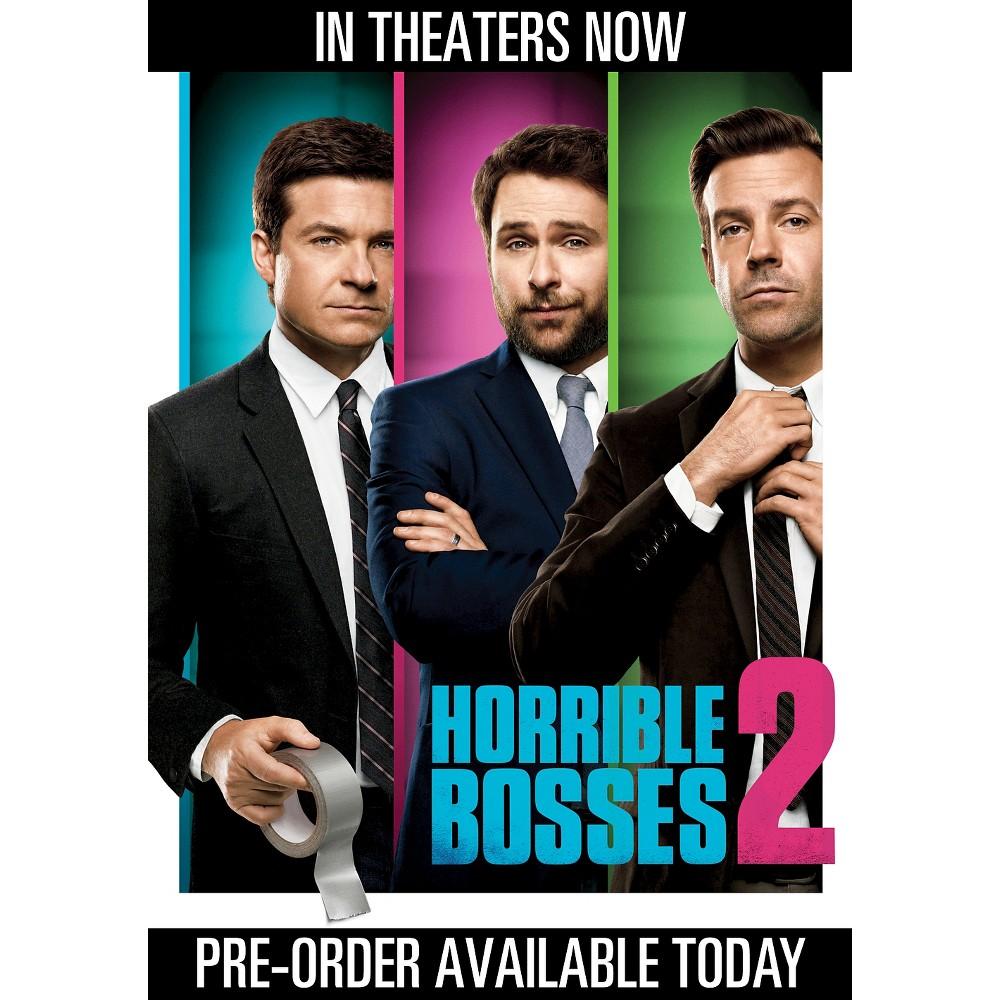 Horrible Bosses 2 (Includes Digital Copy) (UltraViolet) (dvd_video)