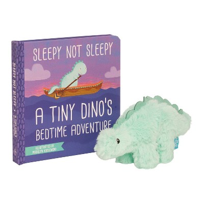 The Manhattan Toy Company Mini Chomp Dino Gift Set