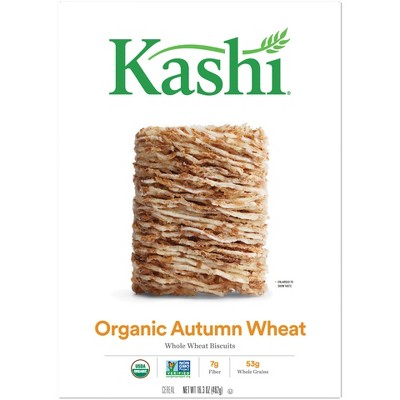 Breakfast Cereal: Kashi Whole Wheat Biscuts