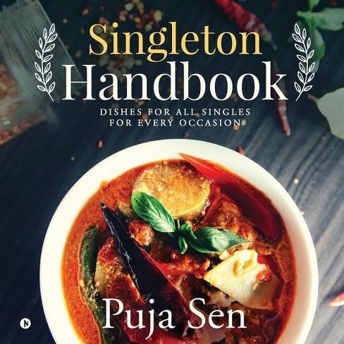 Singleton Handbook - by  Puja Sen (Paperback) - image 1 of 1