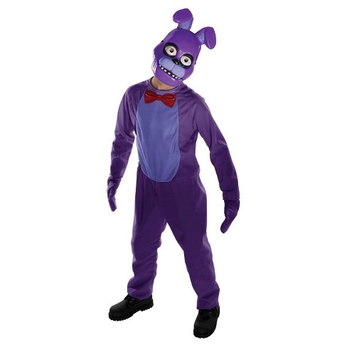 Rubie/'s Costume Boys Five Nights at Freddy/'s Nightmare Bonnie The Rabbit