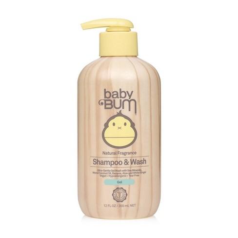 Baby Bum Baby Shampoo & Body Wash Gel - 12 fl oz - image 1 of 4