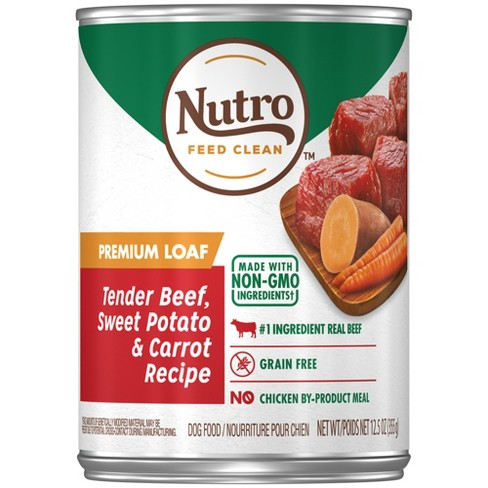 Nutro Premium Beef & Vegetables Stew Wet Dog Food - 12.5oz - image 1 of 2