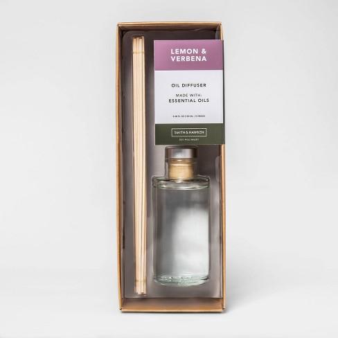 5.8oz Oil Diffuser Lemon Verbena - Smith & Hawken™ - image 1 of 1