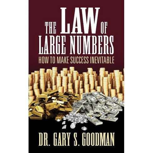 The Law of Large Numbers - by  Gary S Goodman (Paperback) - image 1 of 1