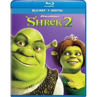 Shrek 2 (Blu-ray + Digital)