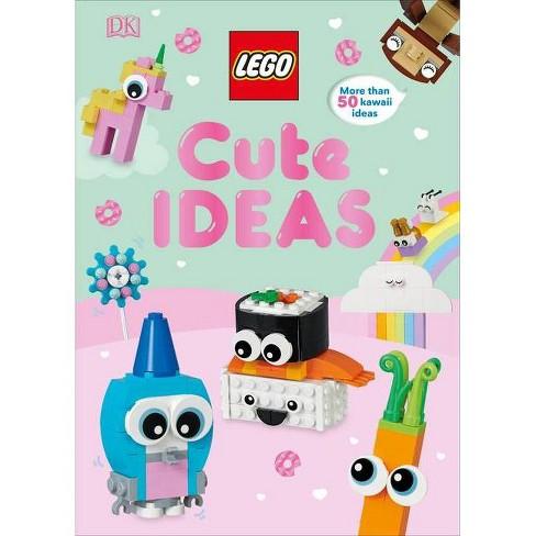 Lego Cute Ideas - by  Rosie Peet (Hardcover) - image 1 of 1