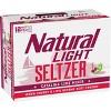 Natural Light Seltzer Catalina Lime Mixer - 12pk/12 fl oz Cans - image 2 of 3