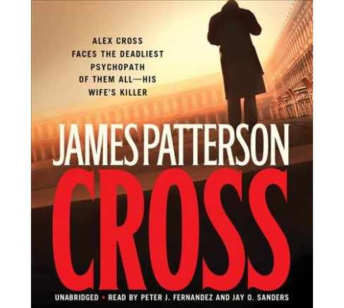 Alex Cross : Library Edition (Unabridged) (CD/Spoken Word) (James Patterson) - image 1 of 1