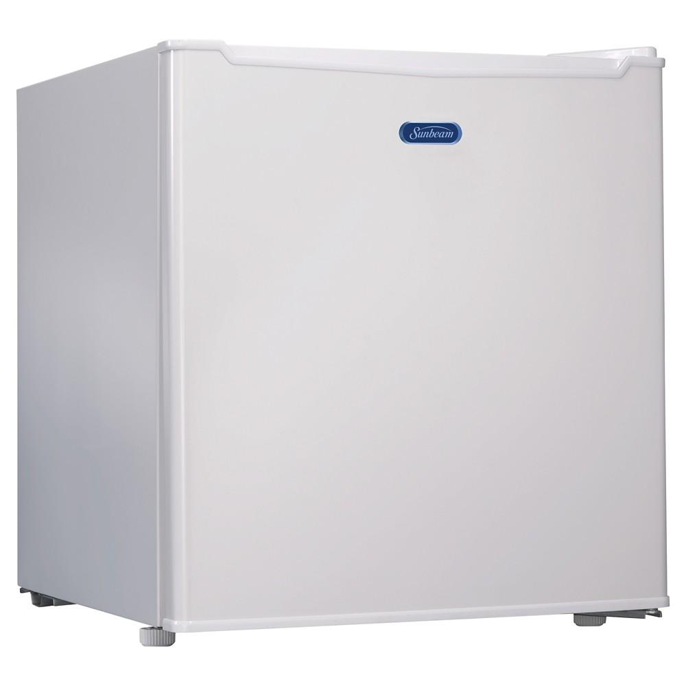Sunbeam 1.7 Cu. Ft. Mini Refrigerator – White BC-47 50325895