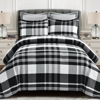 Farmhouse Yarn Dyed Comforter Set - Lush Décor