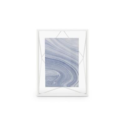 """4"""" x 6"""" Prisma Photo Display Frame White - Umbra"""