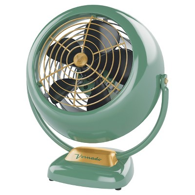 Vornado VFAN Vintage Whole Room Air Circulator Fan Green