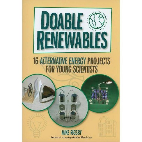 Doable Renewables - by  Mike Rigsby (Paperback) - image 1 of 1