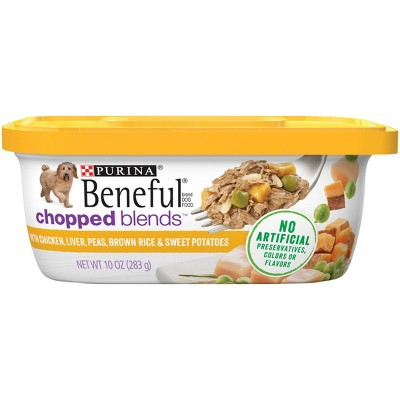Dog Food: Beneful Chopped Blends